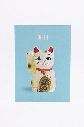 lucky-cat-card