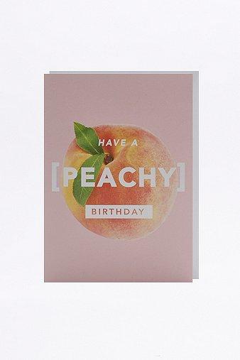 peachy-birthday-card