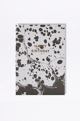 black-white-marble-birthday-card
