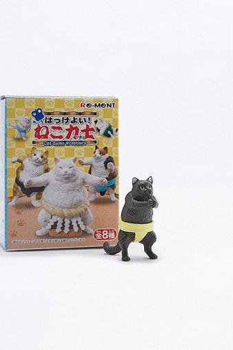 sumo-cat-blind-box-figure