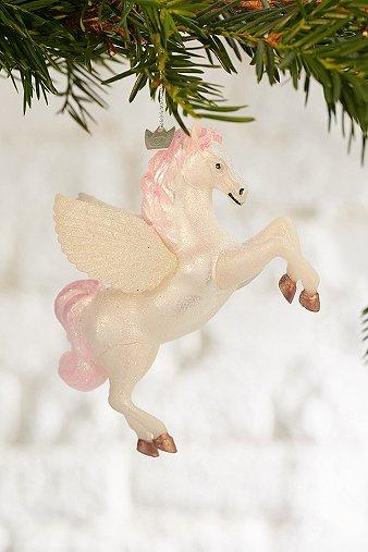 pegasus-glitter-ornament