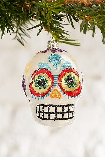 sugar-skull-ornament