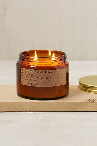 pf-candle-double-wick-teakwood-tobacco-jar-candle