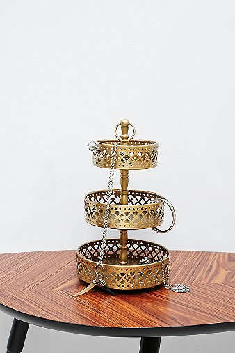 three-tier-gold-jewellery-stand