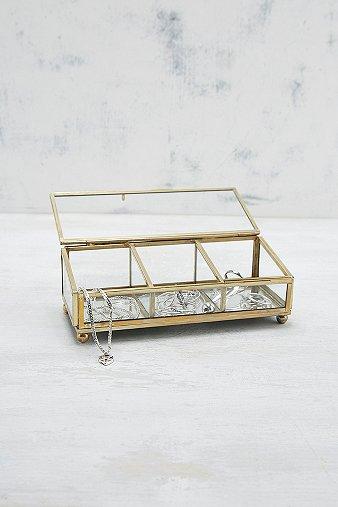 Image du produit Boîte à bijoux compartimentée