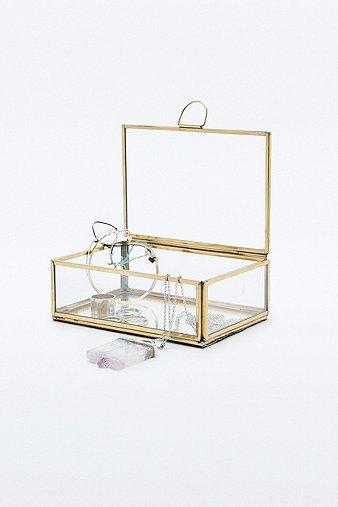 Image du produit Boîte à bijoux en verre