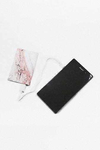 pink-marble-ultra-slim-portable-phone-charger