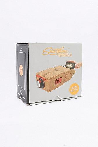 copper-smartphone-projector
