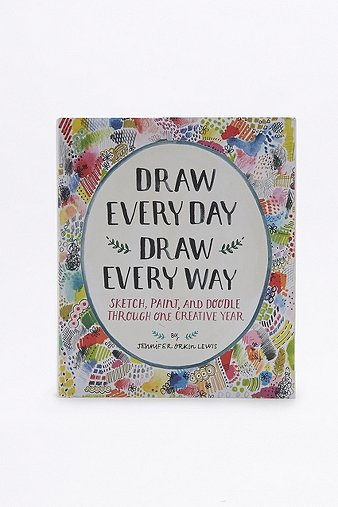 draw-every-day-draw-every-way-book