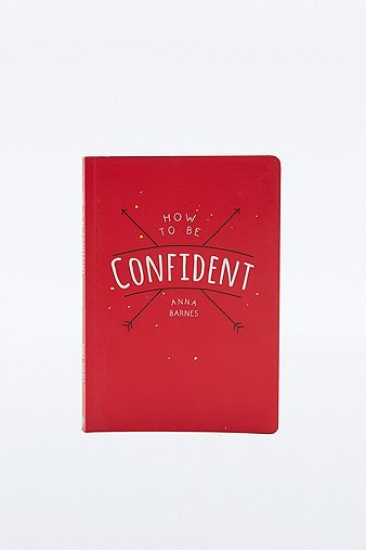 how-to-be-confident-book