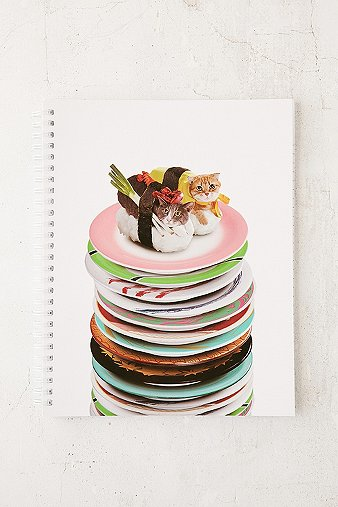 sushi-cat-pink-notebook