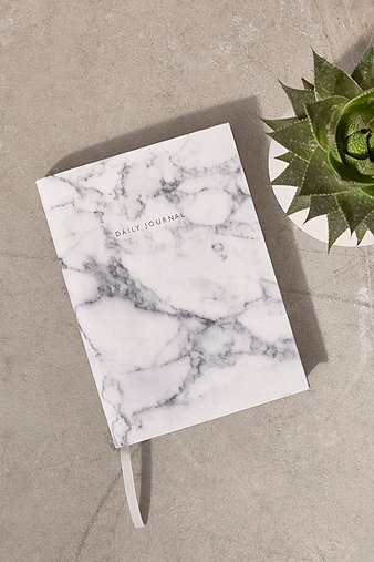 ohh-deer-white-marble-daily-journal