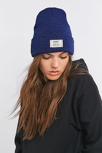 reason-marled-beanie-womens-one-size