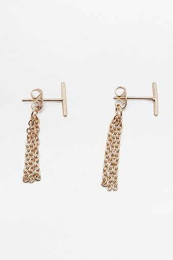 bar-chain-front-to-back-earrings-womens-one-size