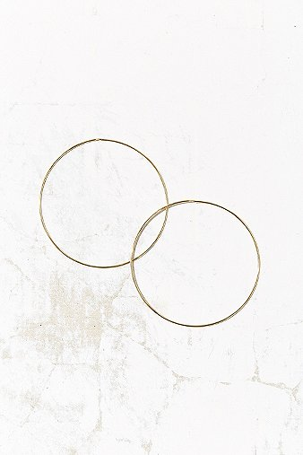 large-gold-plated-sterling-silver-post-hoop-earrings-womens-one-size