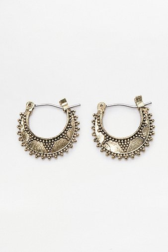 mini-bohemian-hoop-earrings-womens-one-size