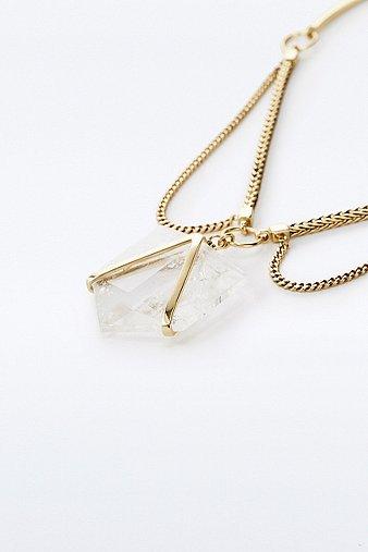 mania-mania-nova-necklace-womens-one-size