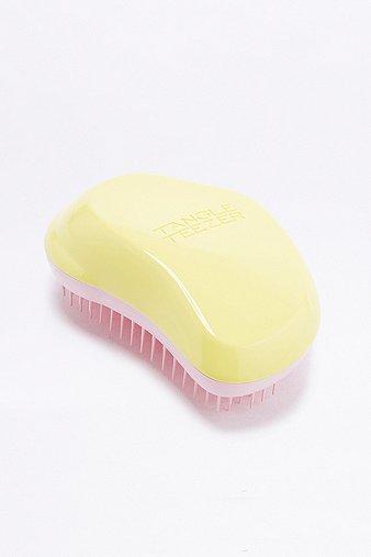 tangle-teezer-yellow-hairbrush-womens-one-size