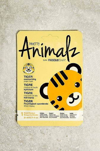 look-beauty-animalz-fibre-face-mask-womens-one-size