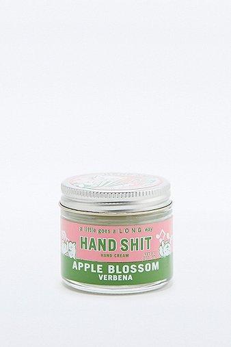 Image du produit Blue Q - Crème pour les mains Hand Sh*t fleur de pommier et verveine - Femme ONE 38IZE