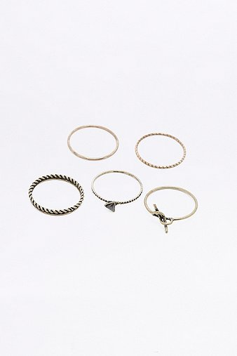 antique-twisted-knot-rings-multipack-womens-sm