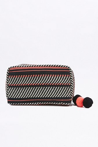 coral-white-tapestry-make-up-bag-womens-one-size