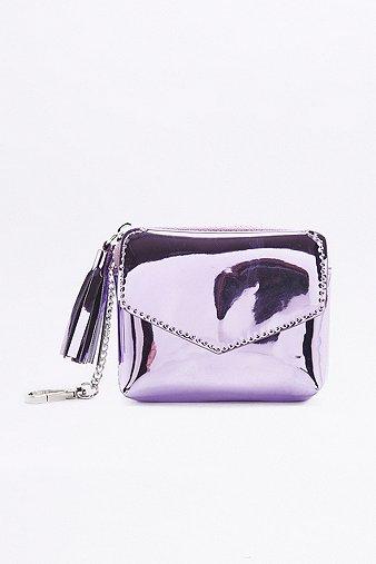 mini-metallic-envelope-wallet-keyring-womens-one-size