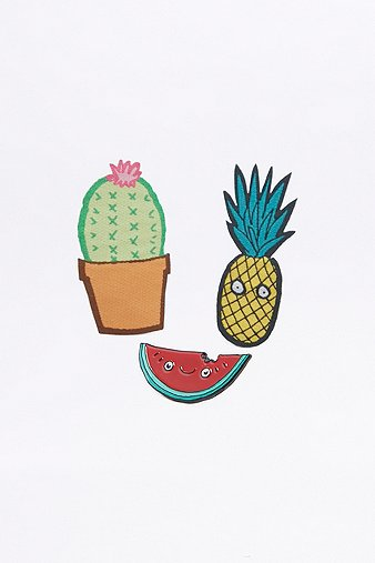 uo-exclusive-ohh-deer-cactus-pin-badge-pack-womens-one-size