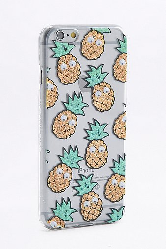 skinnydip-googly-eye-pineapple-iphone-6-case-womens-one-size