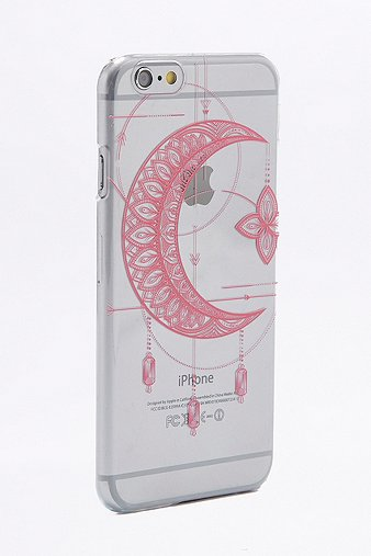 clash-cases-red-crescent-iphone-6-case-womens-one-size