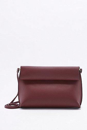 maroon-roll-top-clutch-cross-body-womens-one-size