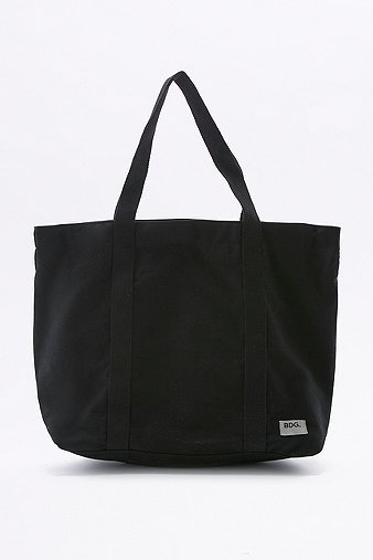 bdg-black-canvas-tote-bag-womens-one-size