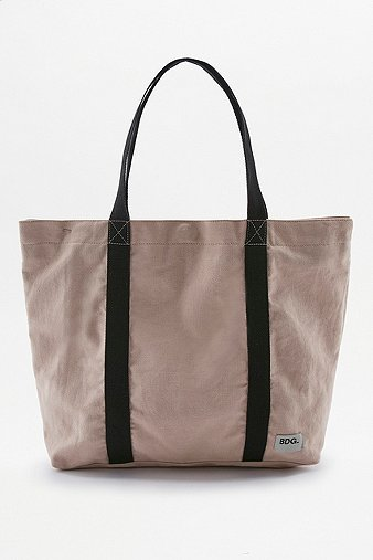 bdg-pink-canvas-tote-bag-womens-one-size