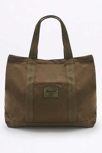 herschel-supply-bamfield-army-khaki-tote-bag-womens-one-size