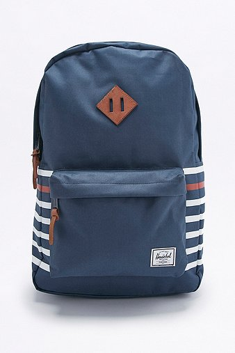 herschel-supply-heritage-navy-off-set-striped-backpack-womens-one-size