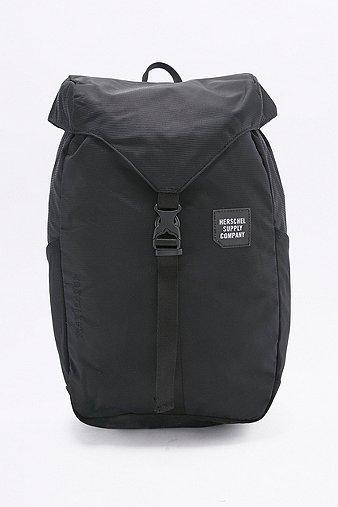 herschel-supply-barlow-black-backpack-womens-one-size