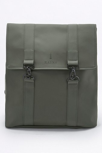 rains-messenger-green-backpack-womens-one-size