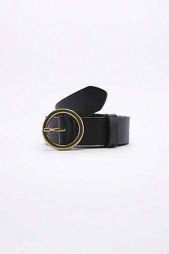 o-ring-buckle-black-leather-belt-womens-l