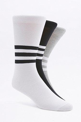 adidas-3-stripe-socks-pack-mens-one-size