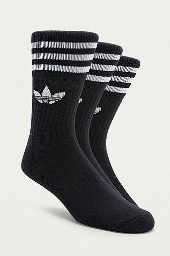 adidas-black-crew-sport-socks-pack-mens-one-size