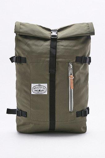 poler-outdoor-stuff-olive-rolltop-backpack-mens-one-size