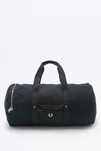 fred-perry-cotton-canvas-black-holdall-bag-mens-one-size