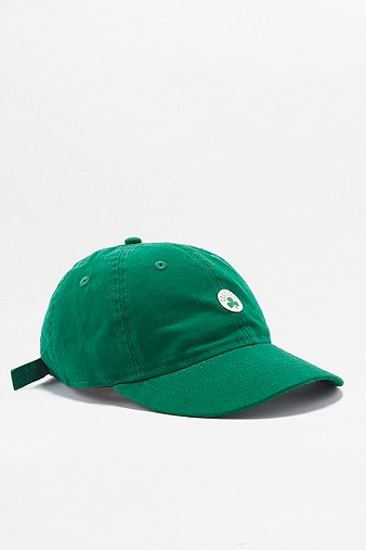New Era Boston Celtics Green Strapback Cap - Mens S/M