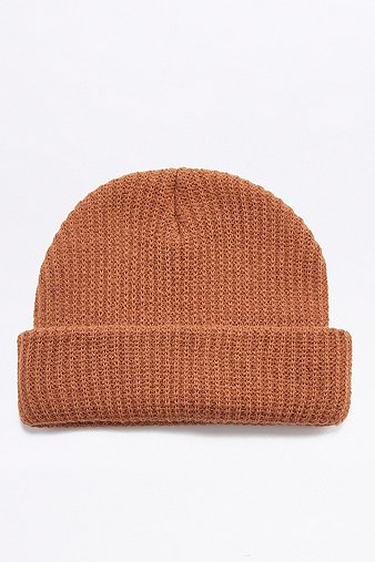 urban-outfitters-mini-roll-ginger-beanie-mens-one-size