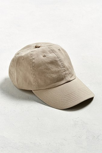uo-curved-brim-tan-baseball-hat-mens-one-size