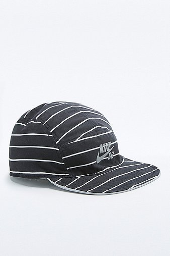 nike-sb-grey-stripe-reversible-deconstructed-5-panel-cap-mens-one-size