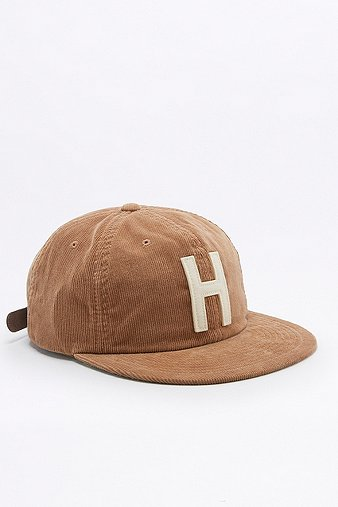 herschel-supply-harwood-caramel-6-panel-cap-mens-one-size