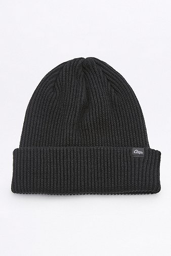 obey-caster-black-beanie-mens-one-size