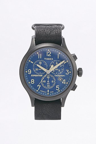 timex-expedition-scout-chronograph-black-watch-mens-one-size