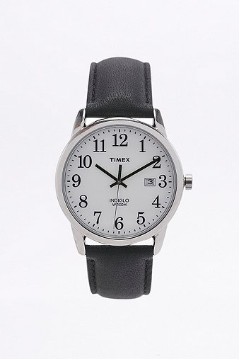 timex-easy-reader-black-leather-analog-watch-mens-one-size